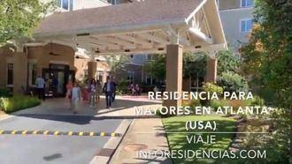 Visita a la residencia AG Rhodes Atlanta donde implantan la alternativa Edén.