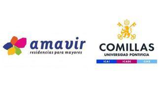 Acuerdo entre Amavir y la Universidad Pontificia Comillas