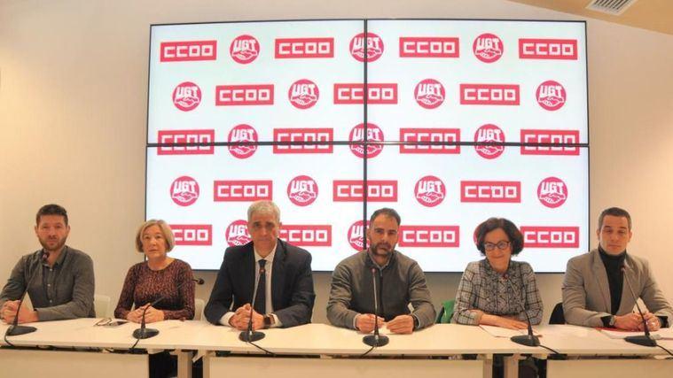 CCOO y UGT convocan para marzo más movilizaciones en el sector de la Dependencia