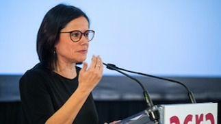 Cinta Pascual, presidenta de ACRA.