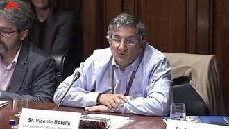 El presidente de UPIMIR, Vicente Botella