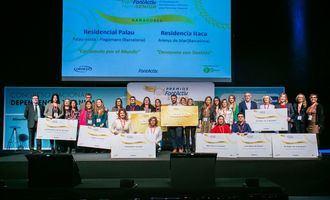 Ganadores y finalistas de los Premios Nutrisenior 2020