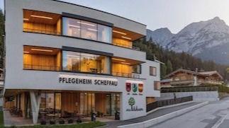 Una residencia en el Tirol, Austria.