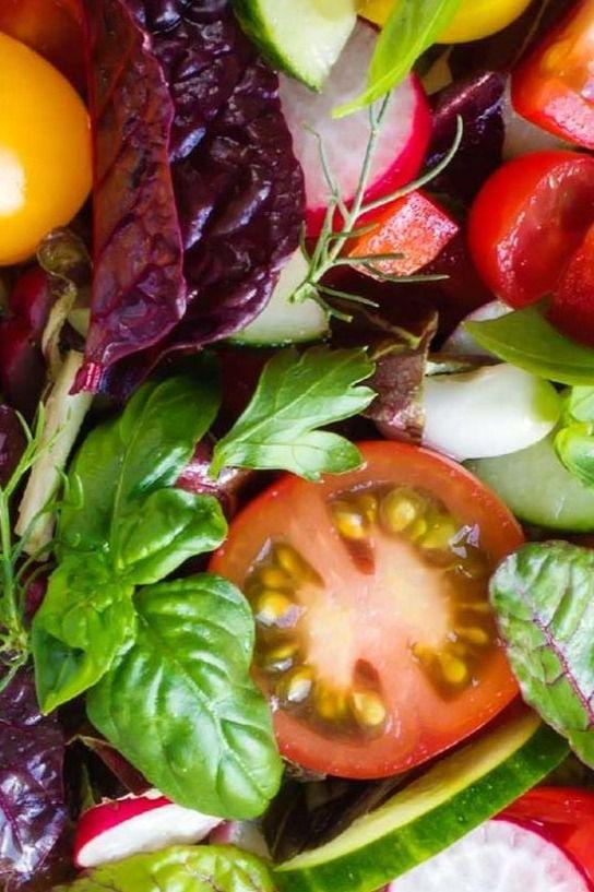 La residente activista y la dieta vegetariana