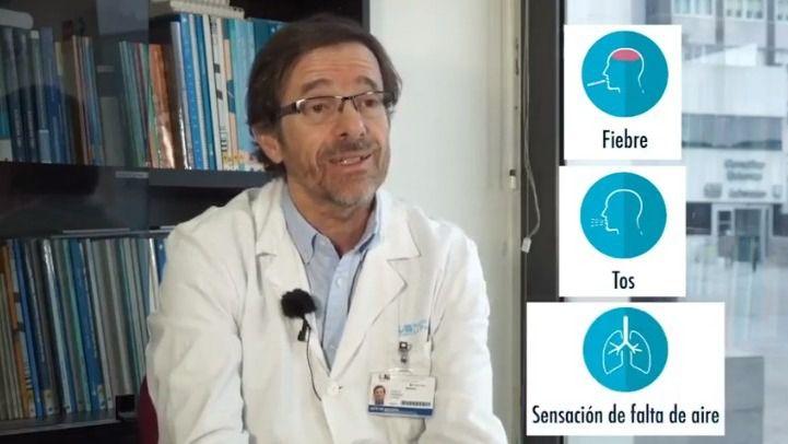 Consejos contra el coronavirus, por la Comunidad de Madrid