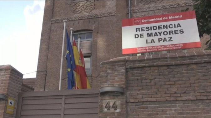 Residencia La Paz, en Madrid