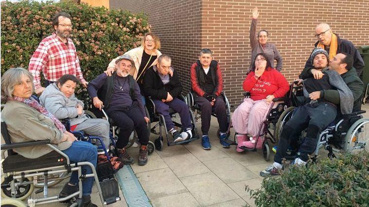 Fundació Vella Terra pone en marcha una residencia en Gurb (Osona) para personas con discapacidad física y trastorno de comportamiento.