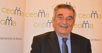 Juan Manuel Martínez Gómez, presidente de CEOMA
