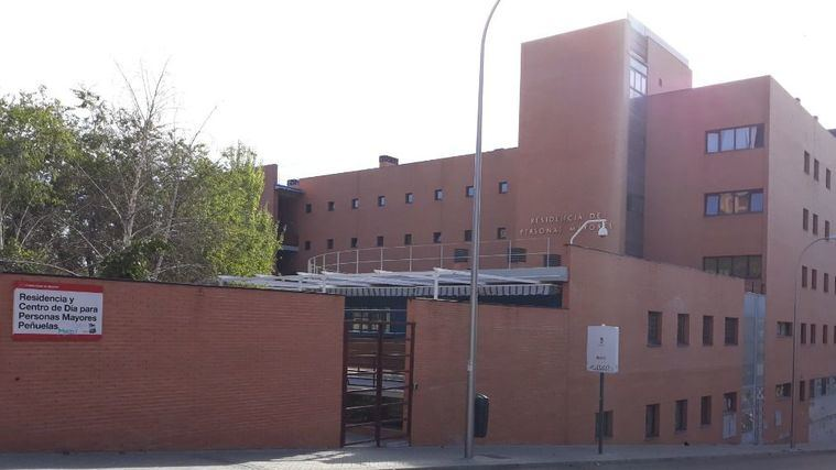 Residencia y centro de Día Peñuelas de la Comunidad de Madrid