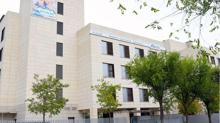 Fallecen 9 personas mayores en la Residencia Albertia Moratalaz, cuatro de ellos por coronavirus