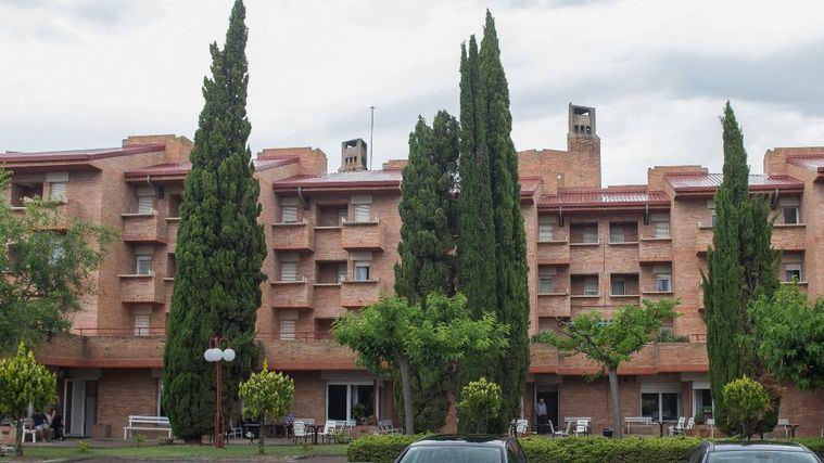 Contundente iniciativa contra el efecto dominó del Covid-19 en una residencia: el confinamiento de todos