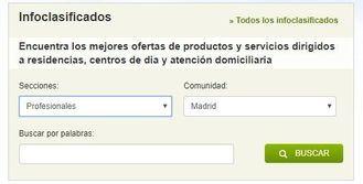 Bolsa de Trabajo de Inforesidencias.