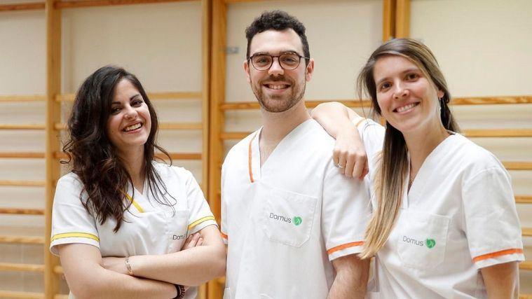 DomusVi habilita un servicio gratuito de apoyo psicológico para todos sus profesionales