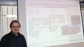El arquitecto Marc Trepat.