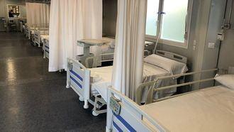 Sanitas abre dos hospitales de campaña junto a sus centros madrileños de La Zarzuela y La Moraleja.