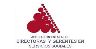 La Asociacion Estatal de Directoras y Gerentes de Servicios Sociales de España