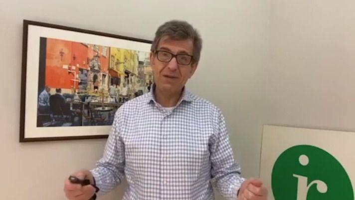 El director de Inforesidencias.com. Josep de Martí, anima a trabajar en el sector de las residencias.