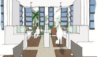 Diseño de residencias de mayores. Un estudio que llega de Asia por Silver Thomas Hanley International.