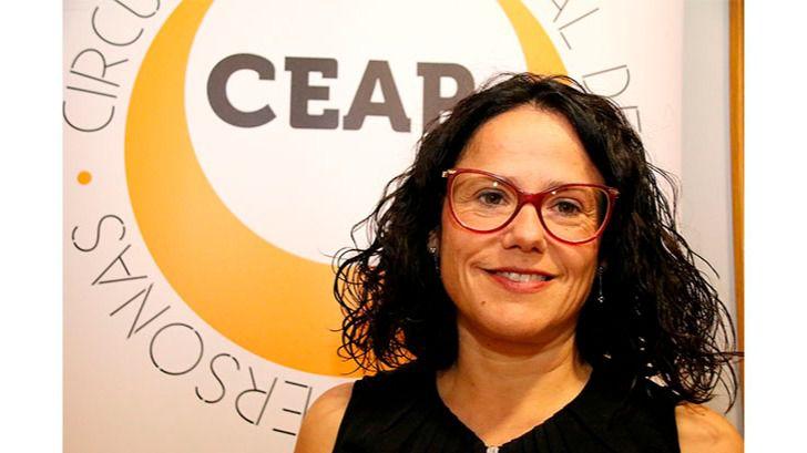 Cinta Pascual, presidenta de CEAPs: