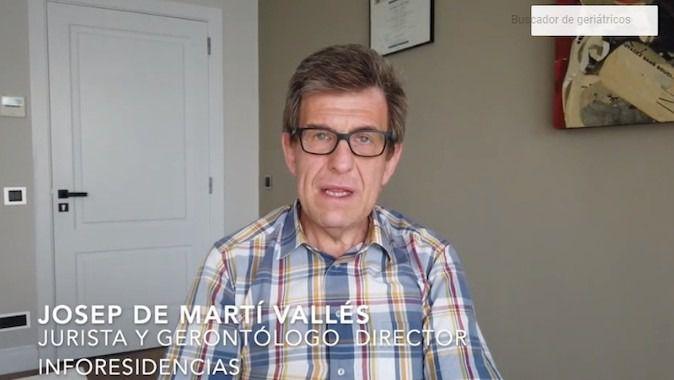 Josep de Martí, director de Inforesidencias.com