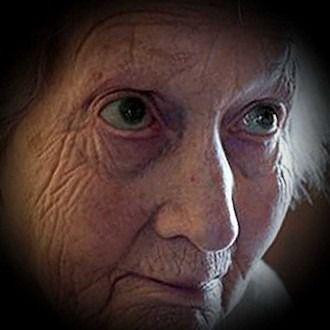 Mujer mayor.