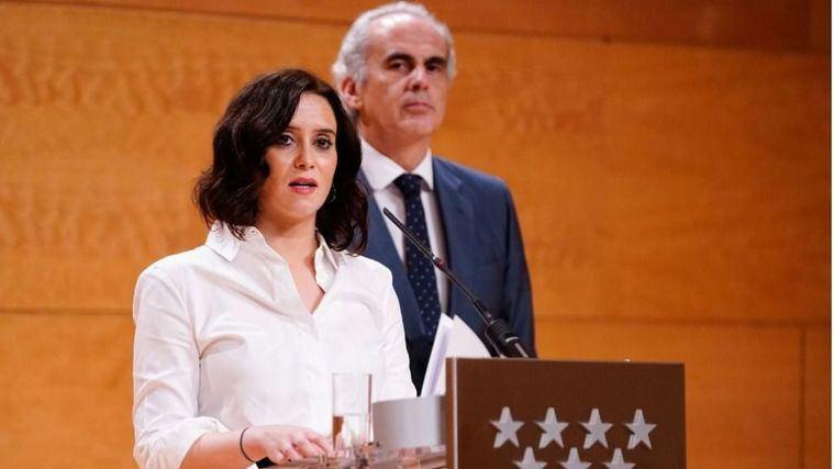 La Comunidad de Madrid habilita un servicio de apoyo psicológico a familiares de residentes