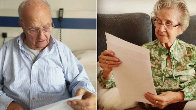 Mayores de la residencia Albertia Moratalaz reciben cartas de 'desconocidos' pertenecientes a RTVE