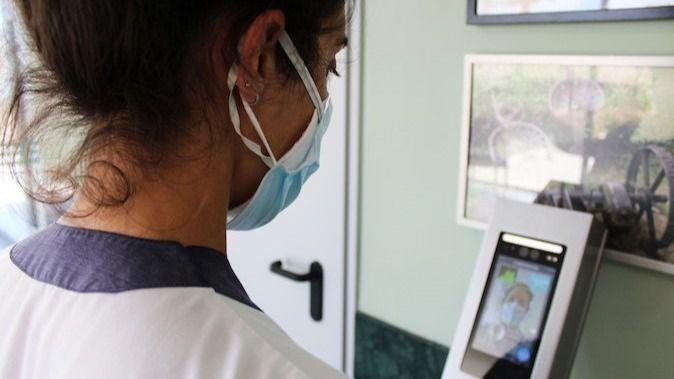 Sistema de reconocimiento facial en los centros de Vitalia Home.