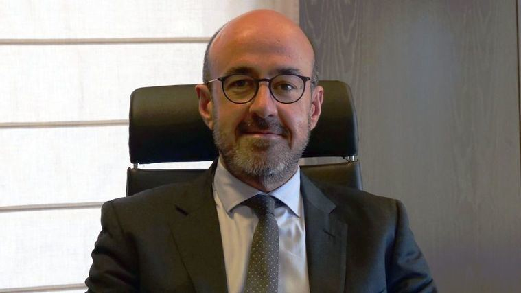 El presidente de la SEGG, José Augusto García Navarro.
