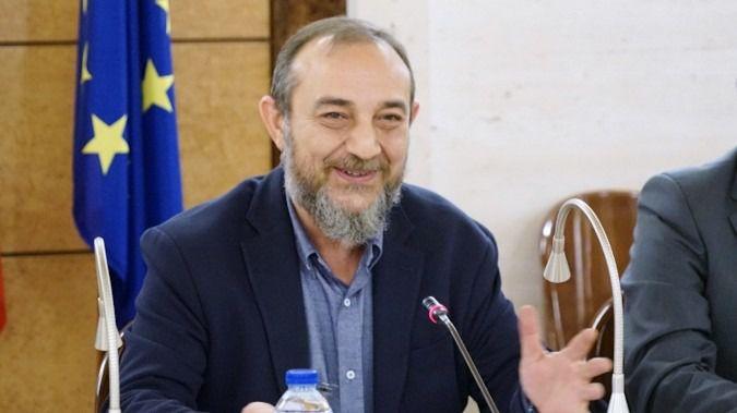 El director general del Imserso, Luis Alberto Barriga.