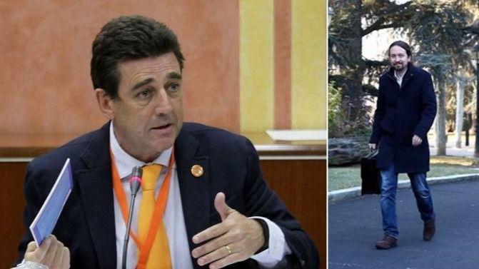 Carta de José Manuel Ramírez a Pablo Iglesias: La desidida del vicepresidente