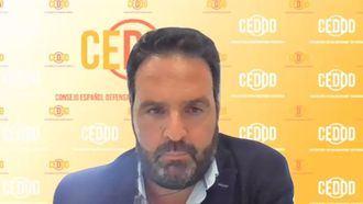 Iñigo Alli, adjunto a Presidencia del CEDDD.
