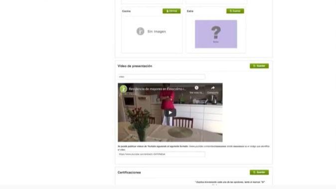 Consejos para mejorar la presencia de una residencias de mayores en Inforesidencias.com