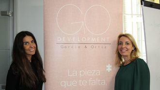 Raquel Ortiz y María García, fundadoras de Go Development