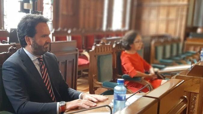 Íñigo Alli, adjunto a Presidencia de CEDDD.