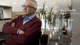 Jesús Ávila de Grado, director científico del Centro de Investigación Biomédica en Red sobre Enfermedades Neurodegenerativas (CIBERNED).