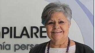 La presidenta de la Fundación Pilares, Pilar Rodríguez.