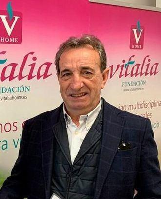 El presidente ejecutivo y fundador de Vitalia Home, Chema Cosculluela.