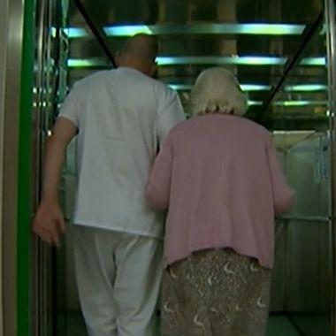 Residencia de personas mayores.