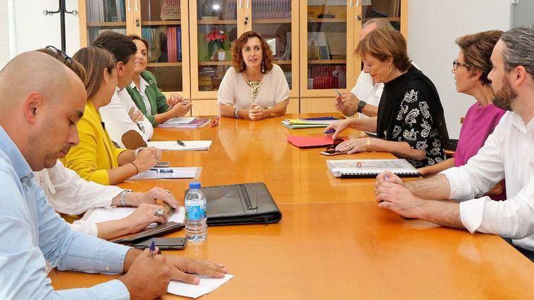 Protocolo de actuación en las residencias de Cantabria ante un posible caso de covid