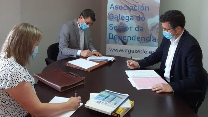 Asociación Galega do Sector da Dependencia.