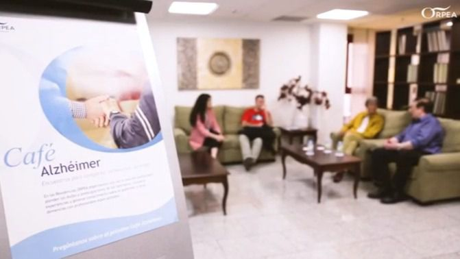 "Día Mundial del Alzheimer: ORPEA cuida del cuidador con ""Café Alzhéimer"""