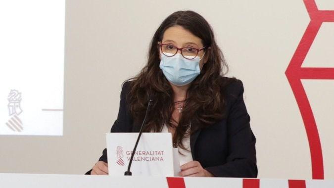 Las residencias valencianas de mayores con casos de Covid se reduce un 28% en dos semanas
