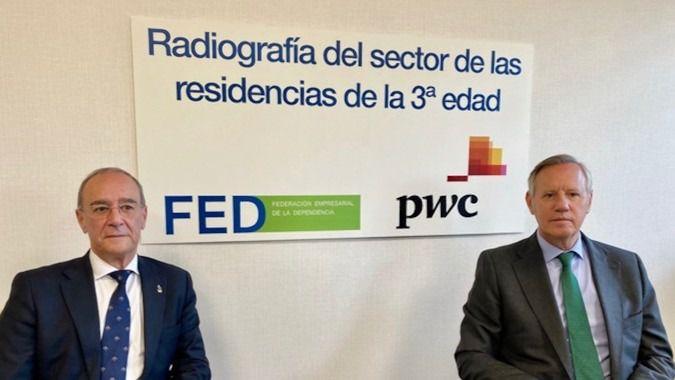 Alberto Echevarría e Ignacio Fernández-Cid.