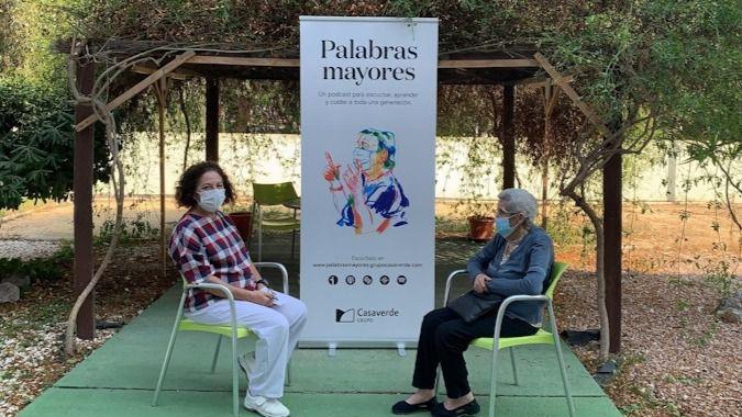 Grupo Casaverde presenta Palabras Mayores.
