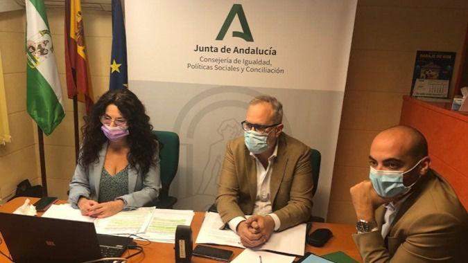 Andalucía aboga por un Pacto de Estado que blinde la dependencia frente a los vaivenes políticos