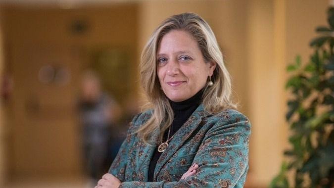 Lourdes Rivera, directora general de Amavir.