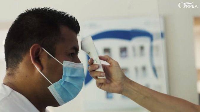 ORPEA presenta una campaña de prevención de la salud para el profesional sociosanitario.