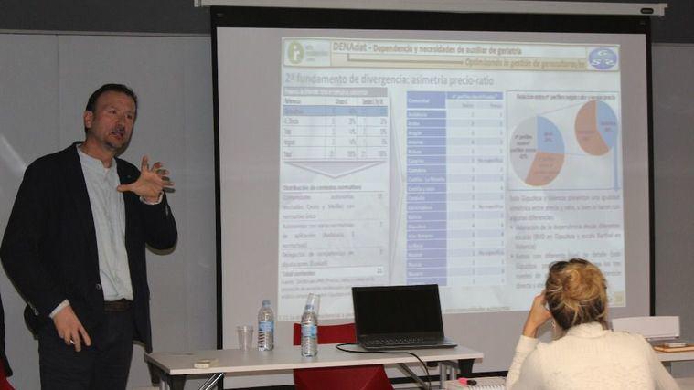 DENAdat, un software en la nube que ayuda a determinar el personal gerocultor necesario en una residencia en cada momento