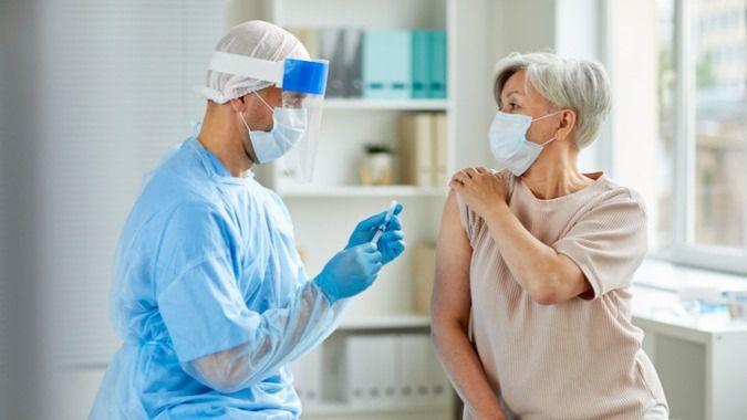 Las residencias ORPEA inician la vacunación de sus residentes frente a la gripe.